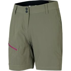 Ziener Nedda Shorts Dames, dusty olive